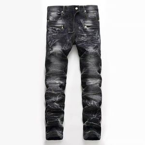 Other - NEW Black White Washed Denim Skinny Jeans
